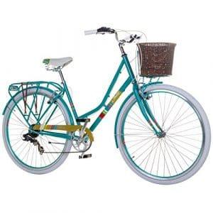 Chill Vélo de ville pour femme, vélo hollandais à 7vitesses, Türkis