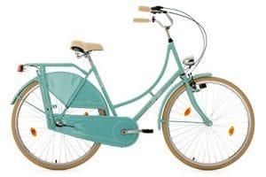 Ks Cycling 325H Tussaud Vélo de ville Vert Menthe 28″